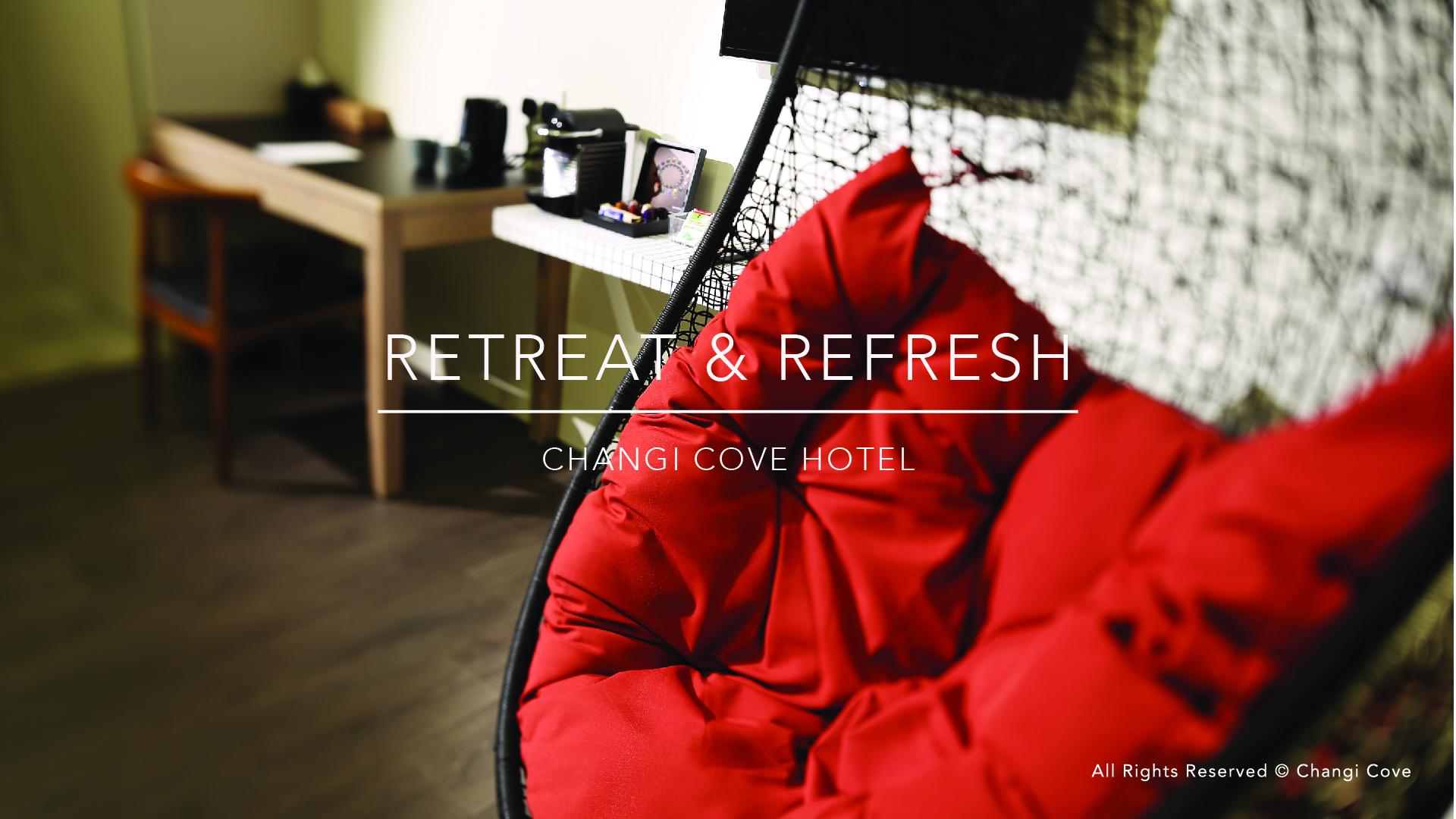 Retreat & Refuel